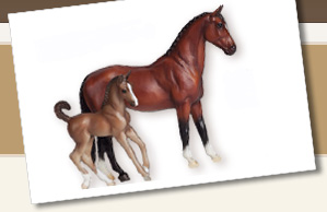 Antique, Vintage & Collectible Breyer horses